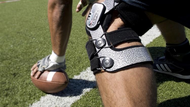DonJoy knæskinner amerikansk fodbold