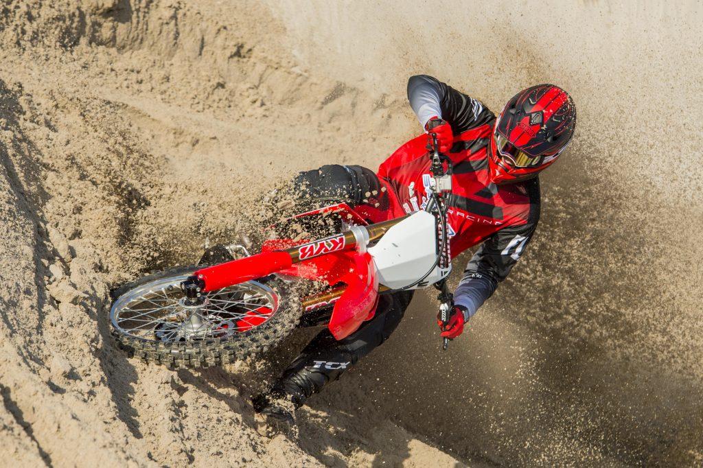 Tom Johnsson motocross